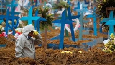 Photo of #Brasil: País chega à marca de 142 mil óbitos por covid; 4,74 milhões pessoas já foram contaminadas