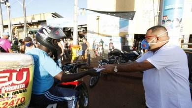 Photo of #Chapada: Municípios da região recebem do governo máscaras para proteção contra coronavírus; 58 localidades foram beneficiadas no estado