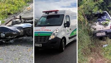 Photo of #Chapada: Dois acidentes envolvendo moto e carro ocorreram próximo a povoado em Várzea da Roça
