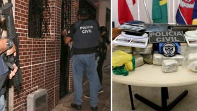 Photo of #Bahia: SSP e MP cumprem mandados de prisão contra 18 criminosos foragidos; armas, munições e drogas são apreendidas