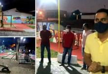 Photo of #Chapada: Prefeito de Itaberaba Ricardo Mascarenhas entrega praça e fortalece infraestrutura do bairro Caititu