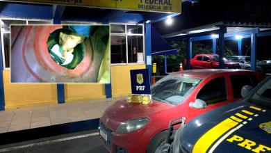 Photo of #Chapada: Casal é preso com cerca de 7kg de crack escondidos em tanque de combustível na região de Ruy Barbosa