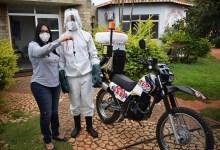 Photo of #Chapada: Nova Redenção entrega uma moto com 'fumacê' para eliminar focos do mosquito Aedes aegypti