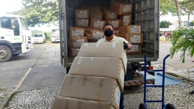 Photo of #Chapada: Governo Rui Costa destina 145 mil máscaras para 22 municípios da região durante pandemia