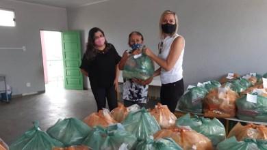 Photo of #Chapada: Secretaria de Educação de Itaberaba entrega mais kits de alimentação para estudantes da rede municipal