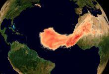 Photo of #Vídeo: Nuvem de poeira 'Godzilla' viaja oito mil quilômetros do Saara até o Caribe