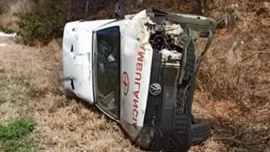 Photo of #Chapada: Pai e filho morrem em acidente envolvendo ambulância e moto na região de Dom Basílio