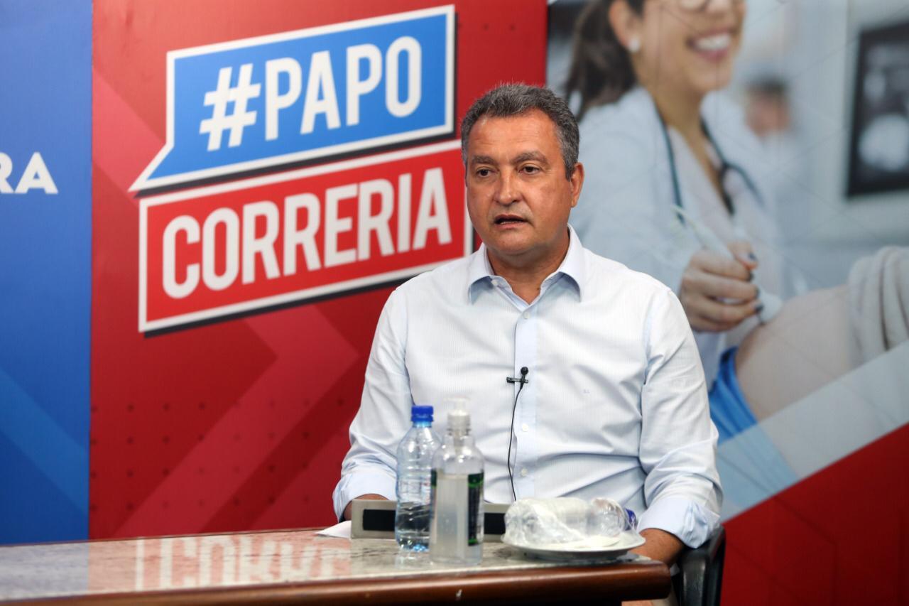 Bahia: Governador Rui Costa revela que volta às aulas no estado deve  começar pelo nível superior – Jornal da Chapada