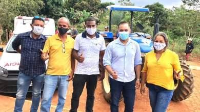 Photo of #Chapada: Prefeito de Itaetê inaugura Unidade Satélite de Saúde e entrega obra de pavimentação em assentamento da região