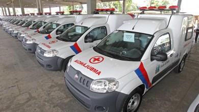 Photo of #Bahia: Com investimento de R$5 milhões, governo entrega 74 ambulâncias a municípios baianos