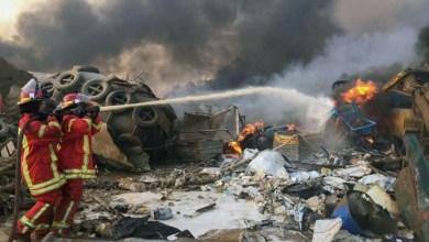 Photo of #Mundo: Explosão em Beirute mata quase uma centena de pessoas e milhares ficam feridas