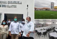 Photo of #Chapada: Escola com seis salas e estrutura completa é entregue pelo governo em povoado quilombola de Campo Formoso