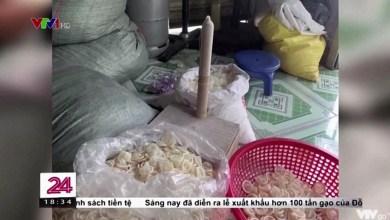 Photo of #Mundo: Fábrica que reutilizava camisinhas usadas no Vietnã foi desmontada após operação policial