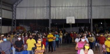 convenção em Utinga com Joyuson e Atila - foto divulgação 6