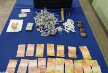 Photo of #Bahia: Policiais do município de Ipirá prendem dupla flagrada por tráfico de drogas na região