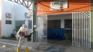 Photo of #Chapada: Para tentar evitar a proliferação da covid, Itaberaba inicia sanitização diária de espaços públicos
