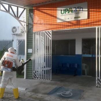 Itaberaba tem 10 pacientes em recuperação da covid-19 | FOTO: Reprodução/PMI |