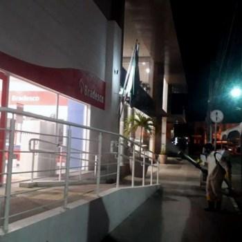 higienização diária em Itaberaba FOTO Divulgacao PMI 4