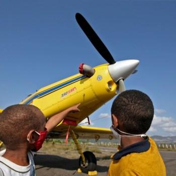 A ação marcou a passagem do dia em homenagem aos pequenos | FOTO: Paula Fróes/GOVBA |