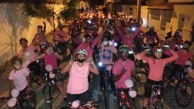 Photo of #Chapada: Grupo 'Elas no Pedal' fortalece debate sobre o câncer de mama durante passeio ciclístico em Itaberaba