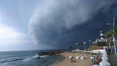 Photo of #Bahia: Inmet alerta para a formação de ciclone que deve trazer tempestade para o estado