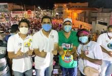 Photo of #Chapada: Ricardo e David recebem o apoio de deputados do PSB e seguem com projeto de reeleição em Itaberaba