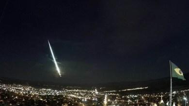 Photo of #Chapada: Meteoro gera rastro luminoso no céu de Itaberaba e Ipirá e site sobre clima registra tudo; veja vídeo