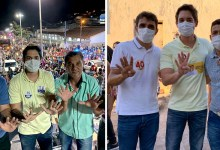 """Photo of #Bahia: Marcelinho fortalece campanha em Fátima e Cícero Dantas: """"Povo clama por mais políticas"""""""