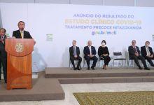 Photo of #Brasil: Pesquisa aponta que nitazoxanida reduz carga viral de pacientes com covid; Bolsonaro anunciou o resultado