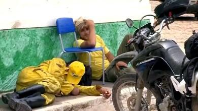 """Photo of #Chapada: """"Sensação é de alívio"""", diz brigadista após ser acordado pela chuva que ajudou a conter incêndios"""