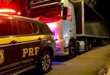 Photo of #Bahia: Caminhão roubado é recuperado pela PRF e homem é preso por receptação na região de Milagres