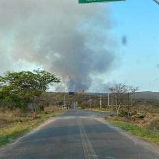 incêndio em mucuge e andaraí - foto Divulgação 1