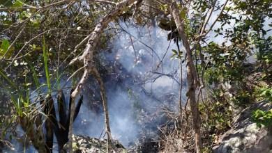 Photo of #Chapada: Incêndio florestal em morro no município de Rio de Contas já foi extinto; veja fotos