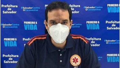 Photo of #Bahia: Secretário de Saúde de Salvador alerta para o aumento na taxa de ocupação de leitos de UTI que chega a 62%