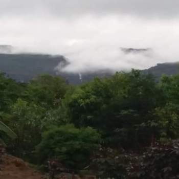 Muita chuva também em Andaraí | FOTO: Valdeci Santos |