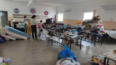 Photo of #Chapada: Bombeiros recolhem donativos para famílias afetadas pelas chuvas na região
