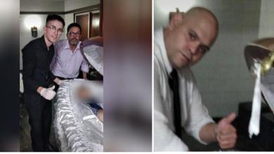 Photo of #Mundo: Funcionários de funerária na Argentina são demitidos depois de tirar foto com corpo de Maradona