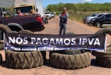 Photo of #Chapada: Novo protesto na BA-131, entre Saúde e Jacobina, é planejado para dezembro; manifestantes cobram ação do governo