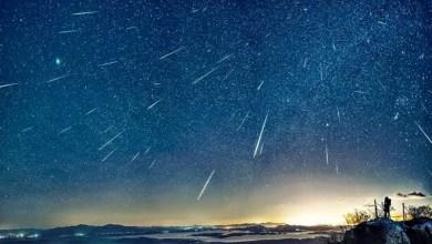 Photo of #Mundo: Duas chuvas de meteoros estão iluminando o céu até o final do mês de novembro