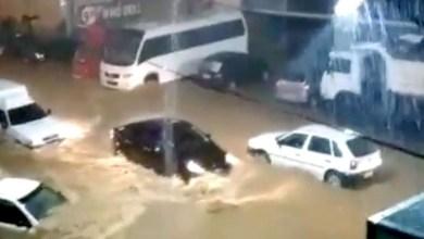 Photo of #Chapada: Fortes chuvas podem provocar deslizamentos e enchentes no município de Irecê