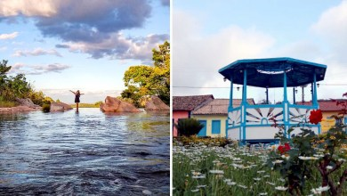 Photo of #Chapada: Municípios da região atraem turistas durante a pandemia de covid-19; região segue com protocolos