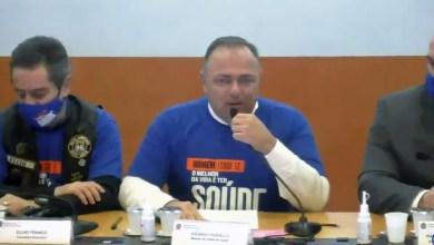 """Photo of #Vídeo: Ministro Pazuello reaparece e diz que """"é difícil voltar ao normal"""" após infecção por coronavírus"""