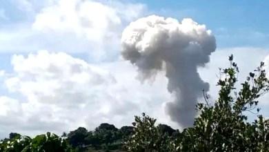 Photo of #Vídeos: Ao menos 16 casas foram afetadas devido a explosão de depósito de fogos de artifício em Simões Filho