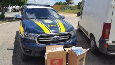 Photo of #Chapada: Idoso de 62 anos é flagrado pela PRF transportando cigarros contrabandeados na região de Seabra