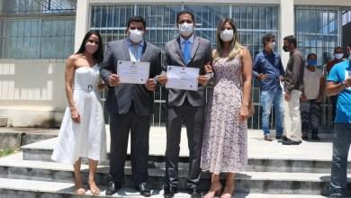 Photo of #Chapada: Ricardo Mascarenhas é diplomado como prefeito reeleito de Itaberaba junto com o vice David dos Anjos e os 15 vereadores