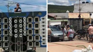 Photo of #Chapada: Professores protestam contra perseguição política do prefeito Adalberto Luz a uma educadora em Ituaçu