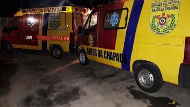 Photo of #Chapada: Acidente de moto na zona rural do município de Seabra deixa duas pessoas feridas no dia do Natal