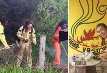 Photo of #Chapada: Whindersson Nunes participa de simulação de combate a fogo com brigadistas voluntários em Lençóis