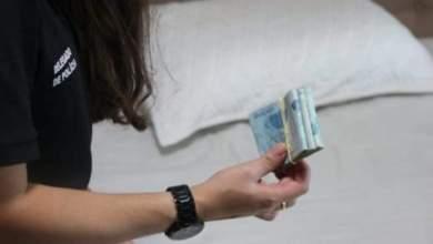 Photo of #Chapada: Polícia prende suspeito de tráfico com mais de R$24 mil em dinheiro e porções de cocaína no município de Lapão
