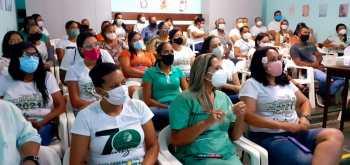 Os profissionais serão qualificados para melhorar o atendimento para a população | FOTO: Divulgação |